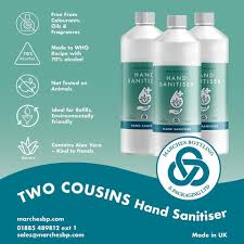 Hand Sanitise - 250ml Two Cousins