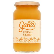 Lemon curd - Gales